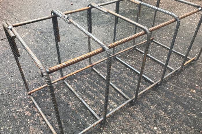 Pre-Fabricated Cage - Hickman & Love